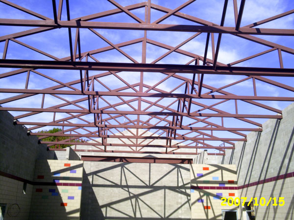 Fabricated Trusses